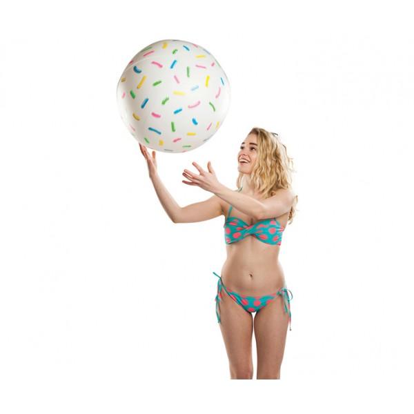 Мяч надувной Donut Hole 46 см