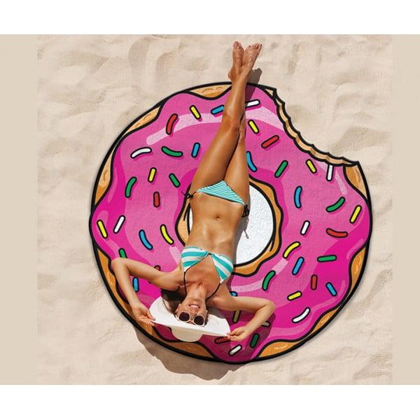 Покрывало пляжное Strawberry Donut