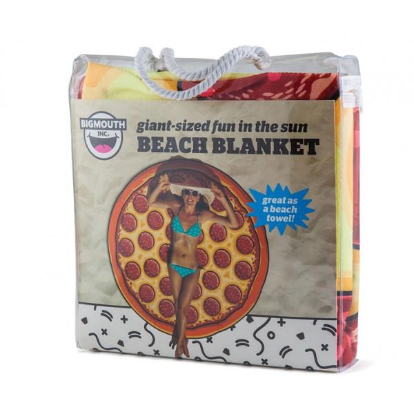Покрывало пляжное Pizza