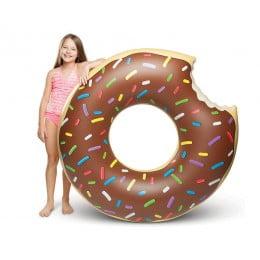 Круг надувной BigMouth Chocolate Donut