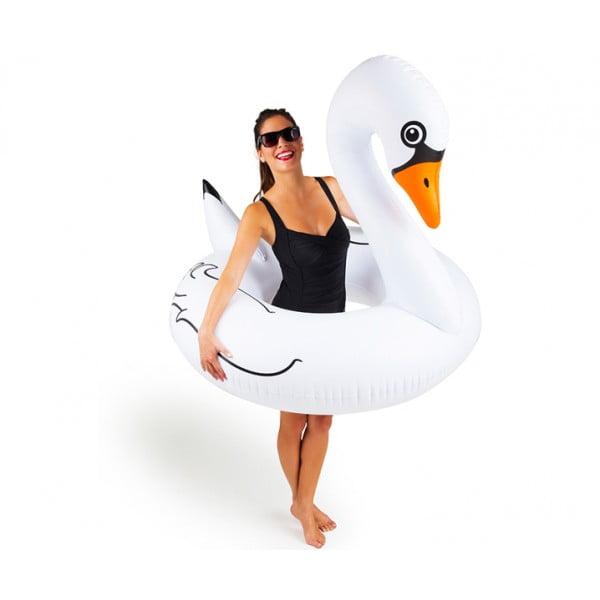 Круг надувной White Swan
