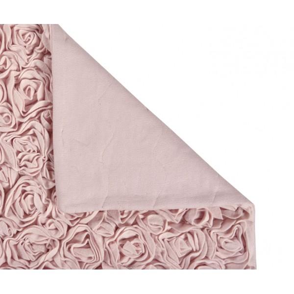 Коврик для ванной Aquanova ROSE 60x100 см розовый