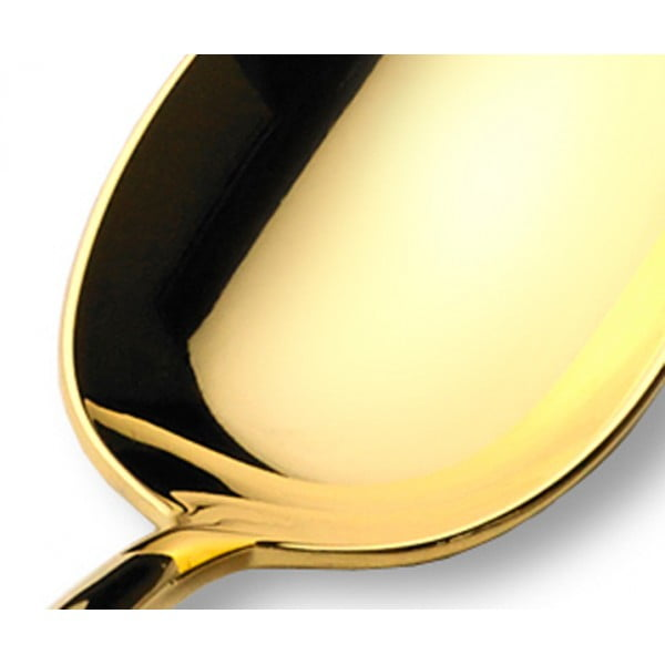 Набор столовых приборов CUTIPOL FONTAINEBLEAU GOLD полированный