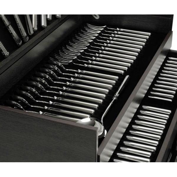 Набор столовых приборов CUTIPOL NEXT 24 предмета полированный
