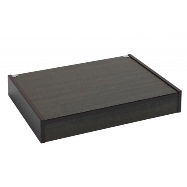 Набор столовых приборов CUTIPOL Mezzo Matte Black, матовый чёрный