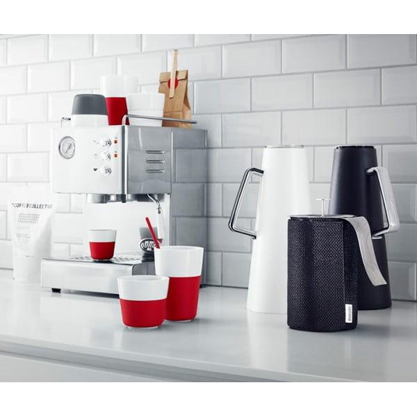 Набор чашек Latte 360 мл красный