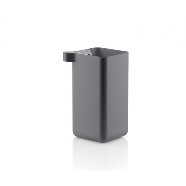 Диспенсер для мыла и органайзер Soap Tidy 150 мл серый