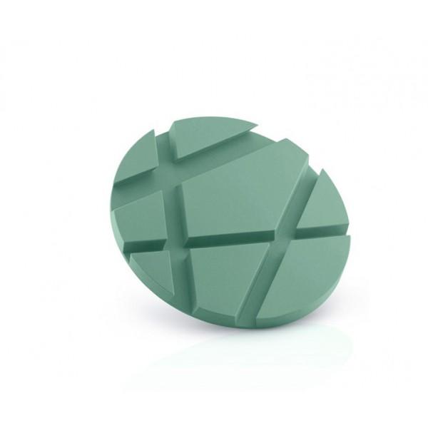 Подставка для посуды/планшета SmartMat лунно-зеленая