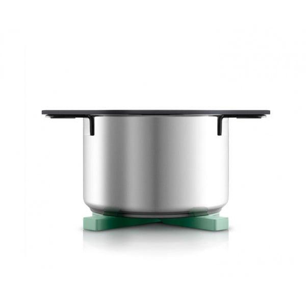 Магнитная подставка под горячее Magnetic Trivet лунно-зеленая