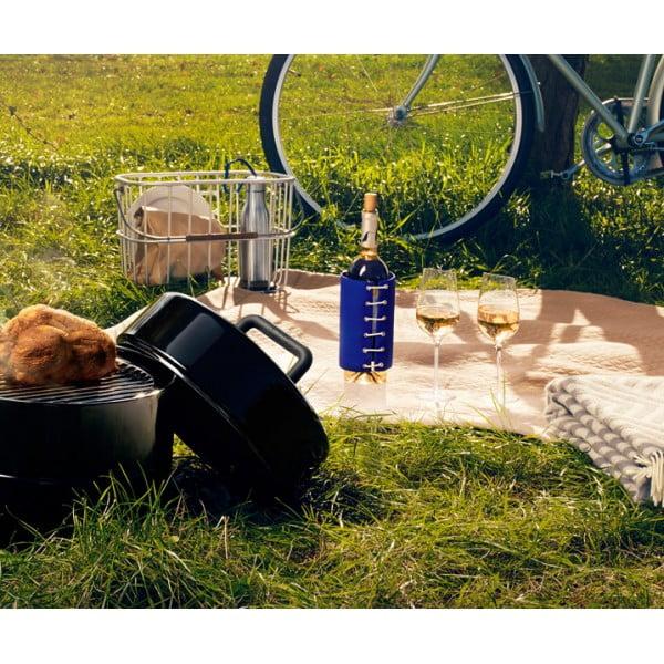 Чехол для вина охлаждающий StayCool синий