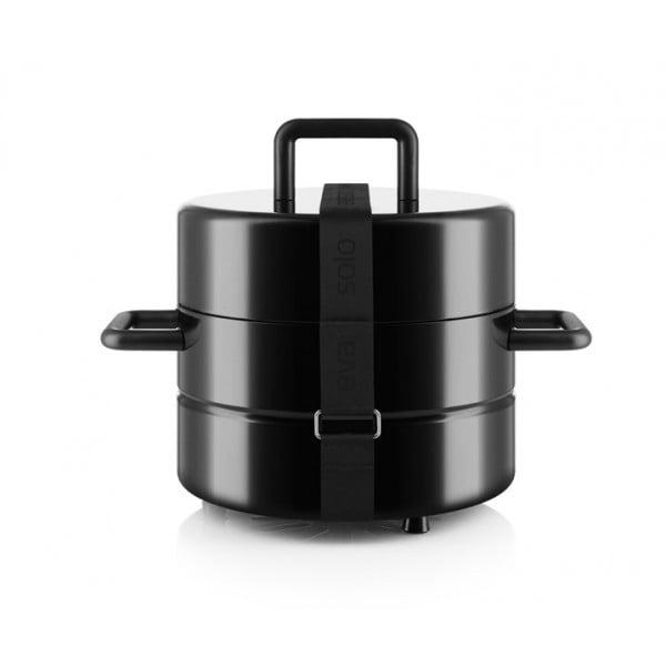 Гриль переносной To Go Grill 32 см черный