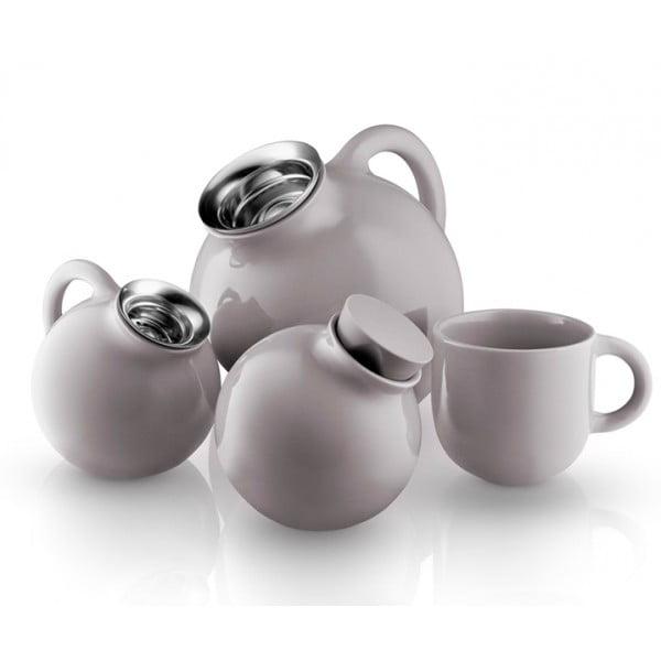 Молочник Globe серый