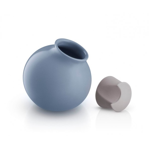 Сахарница Globe лунно-голубая