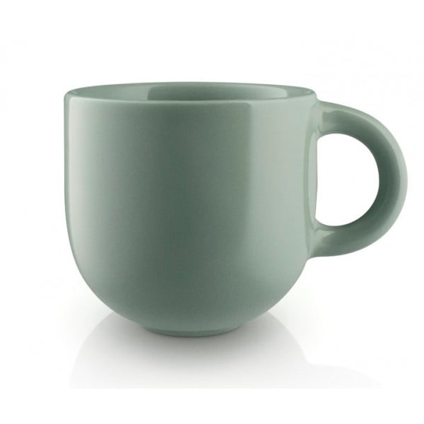 Чашка Globe лунно-зелёная