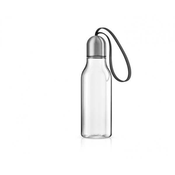 Бутылка спортивная 700 мл черная