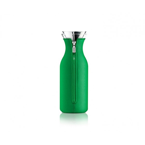 Графин Fridge в неопреновом чехле 1 л зеленый