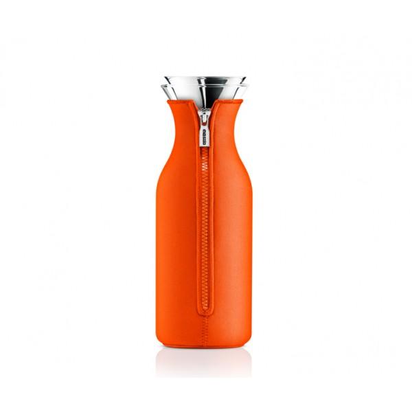 Графин Fridge в неопреновом чехле 1 л оранжевый