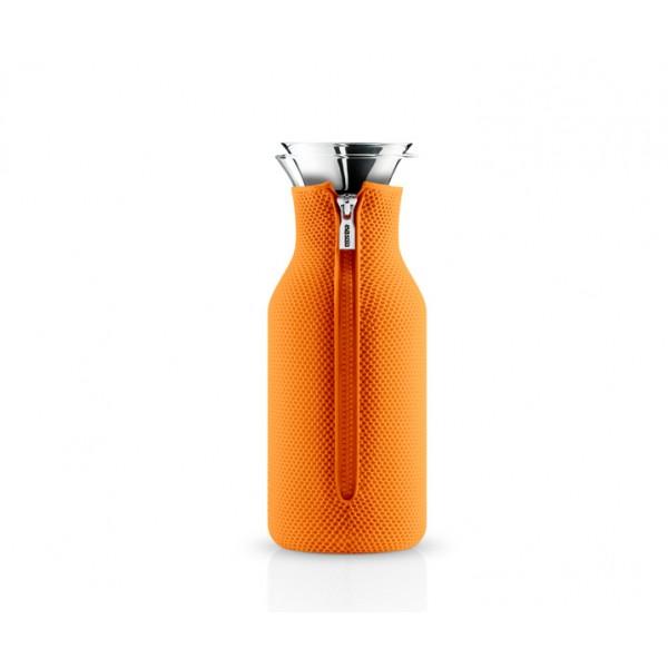 Графин Fridge в неопреновом 3D чехле 1 л оранжевый