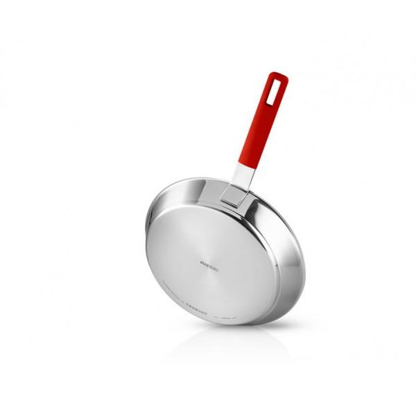 Сковорода Gravity 24 см красная