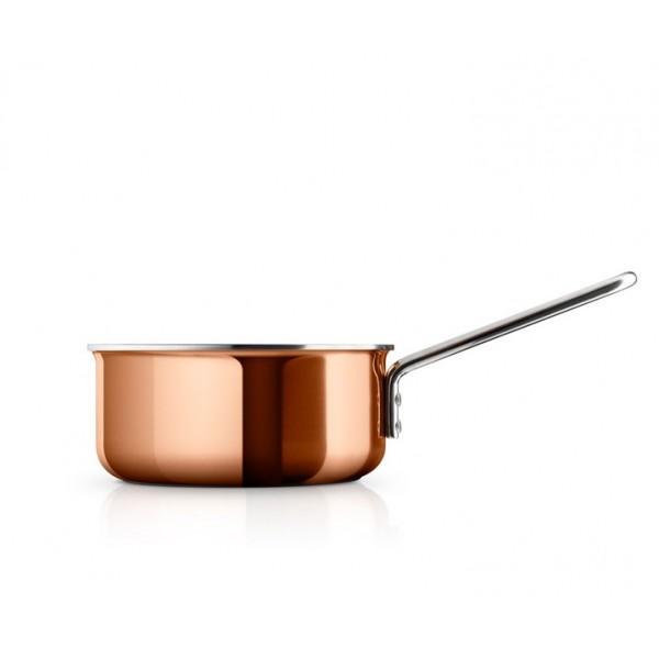 Кастрюля медная Copper 1,5 л