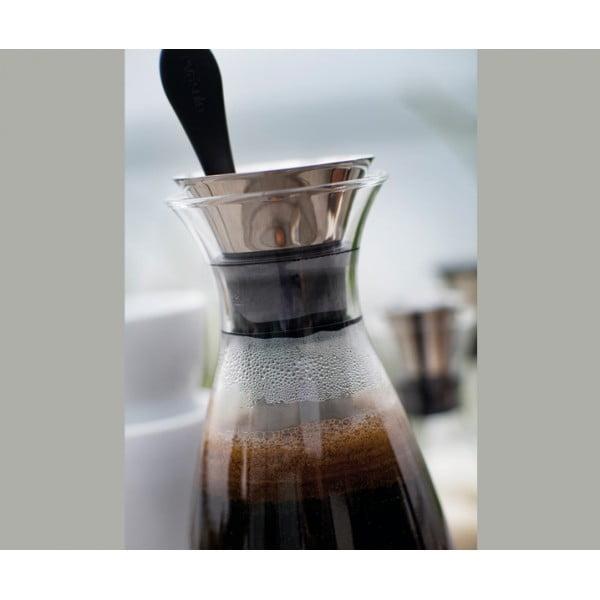 Кофейник Cafe Solo в неопреновом чехле 1 л лунно-голубой