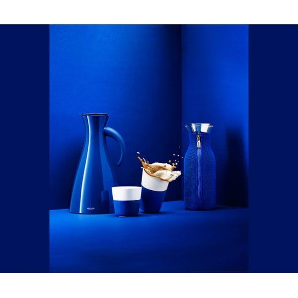 Кофейные чашки Lungo 2 шт 230 мл синие
