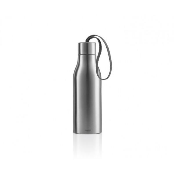 Термос FLASK 500 мл серый