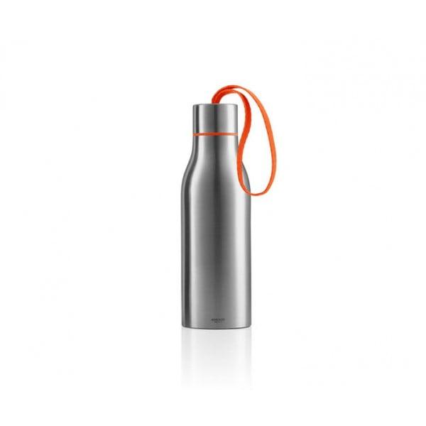 Термос FLASK 500 мл оранжевый