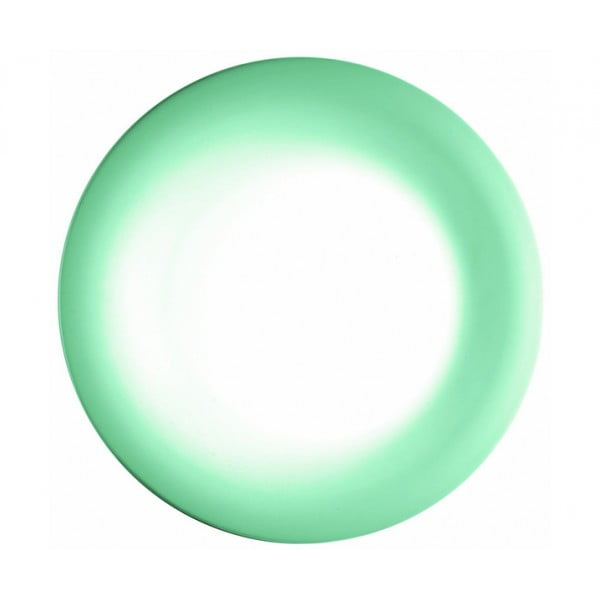 Тарелка обеденная Grace зеленая