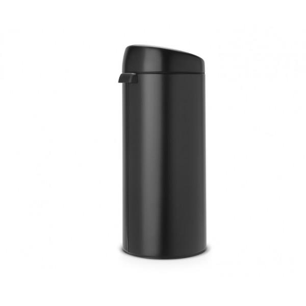 Мусорный бак Touch Bin 30 л черный матовый