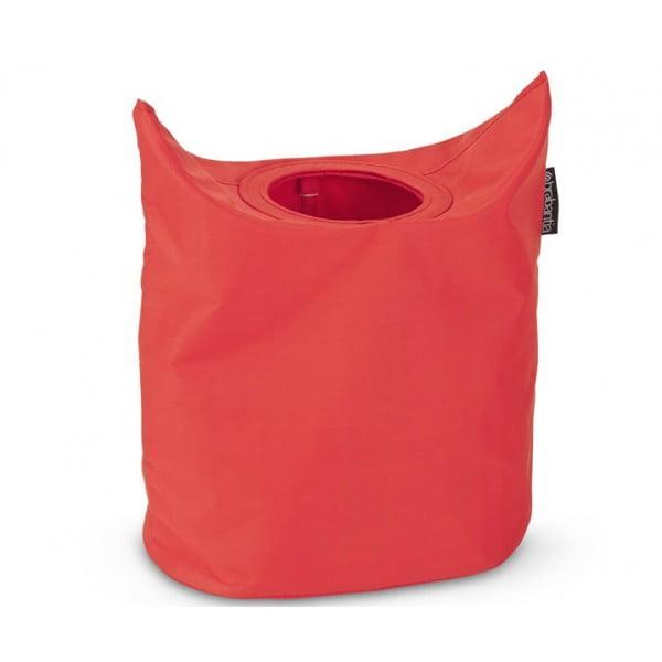Сумка для белья 50 л красный