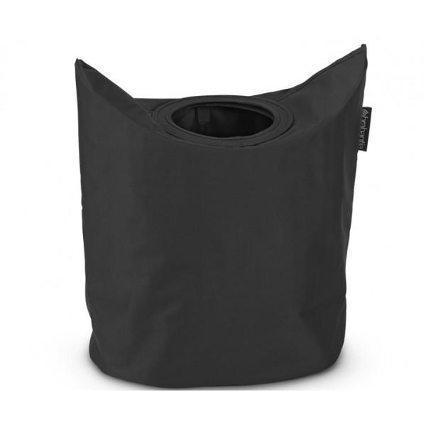 Сумка для белья 50 л черный