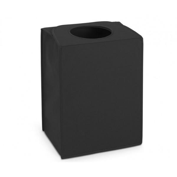 Сумка для белья прямоугольная 55 л черный