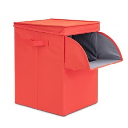 Модульный ящик для белья 35 л красный