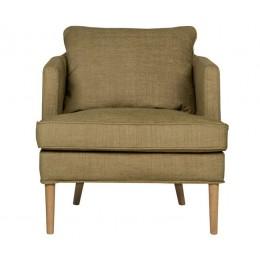 Кресло Sits Julia зеленое