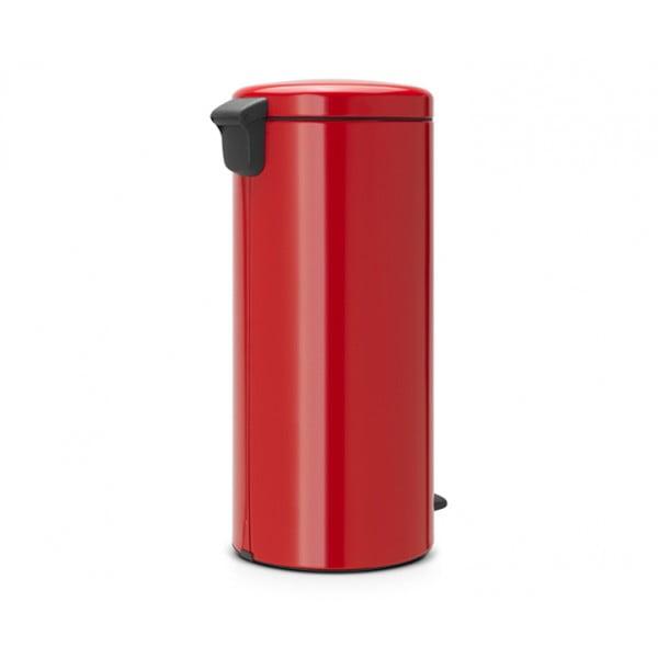 Мусорный бак New Icon 30 л пламенно-красный