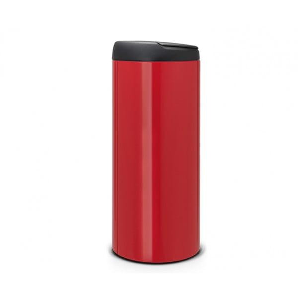Мусорный бак Flip Bin 30 л пламенно-красный