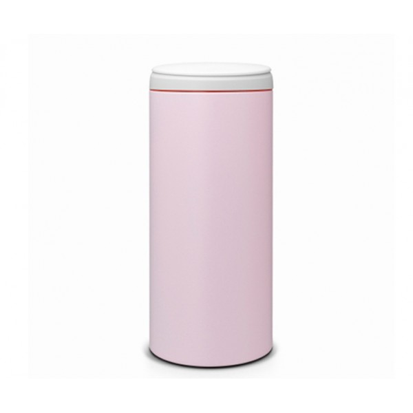 Мусорный бак Flip Bin 30 л минерально-розовый