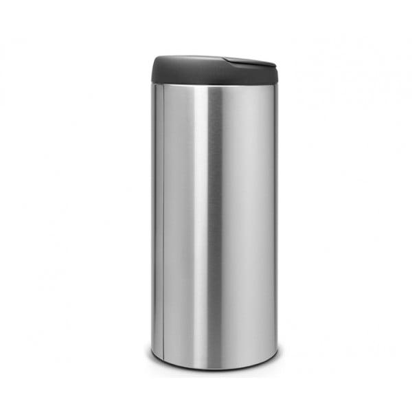 Мусорный бак Flip Bin 30 л стальной матовый (FPP)