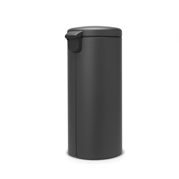 Мусорный бак New Icon 30 л минерально-графитовый