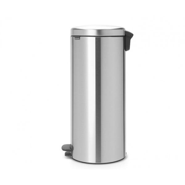 Мусорный бак New Icon 30 л металлическое внутреннее ведро стальной матовый