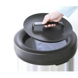 Мусорный бак Big Bin 60 л стальной матовый (FPP)