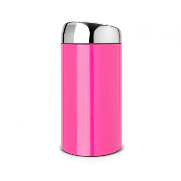 Мусорный бак Touch Bin 45 л розовый