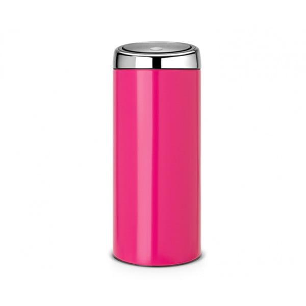 Мусорный бак Touch Bin 30 л розовый