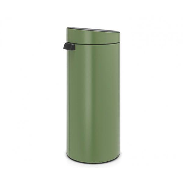 Мусорный бак Touch Bin 30 л зеленый мох
