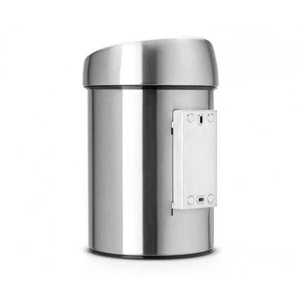 Мусорный бак Touch Bin 3 л матовая сталь