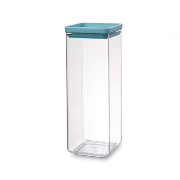 Прямоугольный контейнер 2,5 л мятный