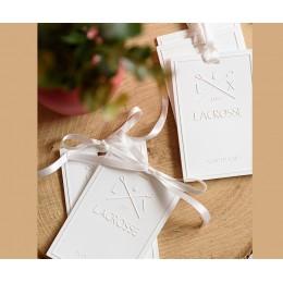 Карточка ароматическая Дерево и Тонка