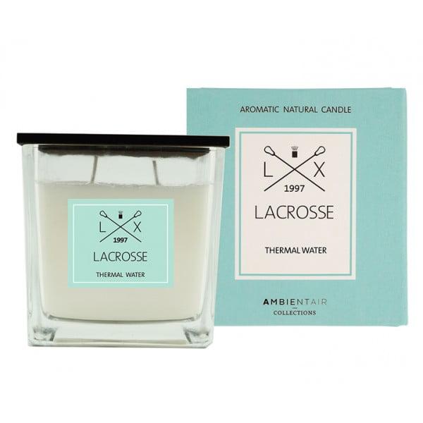 Свеча ароматическая в стекле Термальный источник Lacrosse 10х10 см