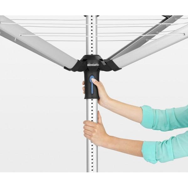 Уличная сушилка Lift-O-Matic Advance 50 м навески с мешком для прищепок